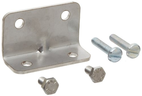 Pentek 156037 ST Series Stainless Steel Mounting Bracket Kit (Pentek Mounting Kit)