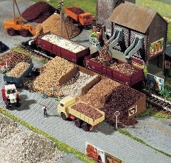 Busch 7087 Flex Rdwy Asphalt 40mmx2m N Scale Scenery for sale  Delivered anywhere in USA