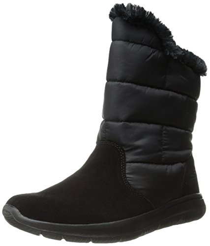 Skechers Rendimiento Go Walk Ciudad Winter Boot Black