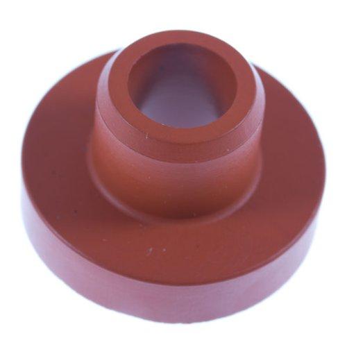 (Devilbiss N103455 Generator Fuel Shut-Off Valve Grommet Genuine Original Equipment Manufacturer (OEM) part for Devilbiss, Craftsman, Porter Cable, & Companion)