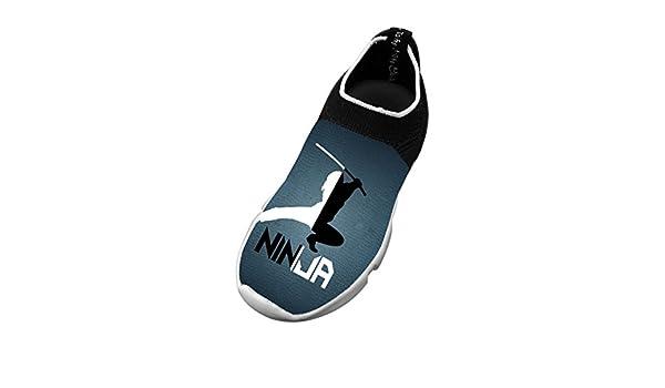 XieZbd Kids Ninja Unique Fly Knit Sneaker Shoes