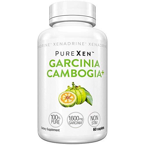 Xenadrine PureXen Garcinia Cambogia Weight Loss Supplement with Green Coffee Extract, Caffeine Free, Gluten Free, 30…