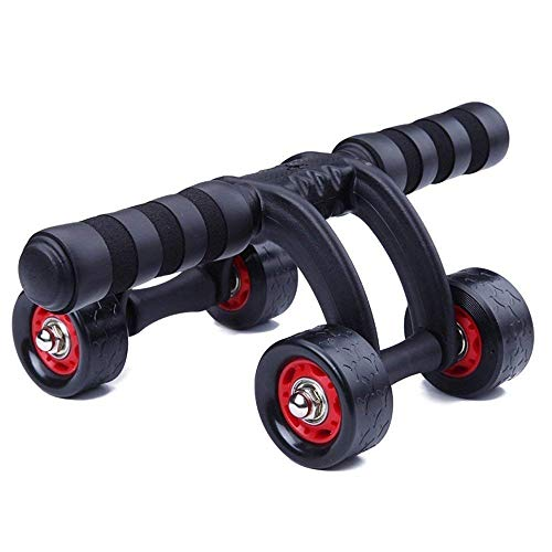 ASPERIA Anti Skid Wheel Total Body AB Roller Exerciser for Abdominal Stomach Exercise Training Equipment, Roller for Exercise, Excersice Roller, Fitness Roller for Exercise, Ab Roller for Men,Women Price & Reviews