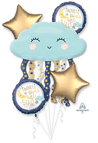 ANAGRAM INTERNATIONAL 3850701 Foil Balloon Bouquet Various Multi -