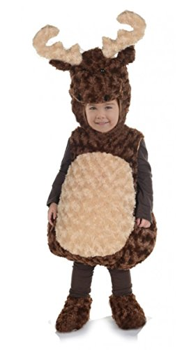 toddler moose costume - XL -