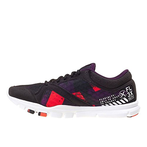 Reebok - Yourflex Trainette - V66206 - Couleur: Noir - Pointure: 38.0