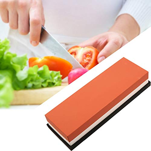 Sharpening Stone - 2019 Double Side Combination Knife Sharpening Stone Grindstone 3000 8000 Practical Home Living - Pebble Natural Large Grit Tools Blades Lapping Knife Oxide Complete Best Mika