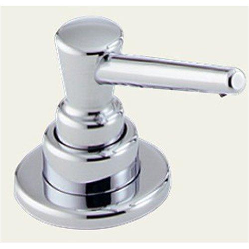 Delta RP1001 Soap Dispenser and Bottle - Polished - Delta Soap