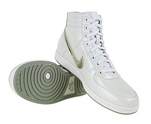 mujer Material para co comodidad Deportes de Womens MID y de mayor protección Nike Hi Atemporal clásico y libre tiempo zapatos Top Scandal Zapatillas de amortiguación Air Air de piel Nike exterior AHPqwpv4w