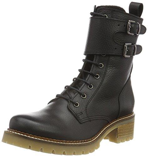 Apple of Eden Women's Cat Daddy Biker Boots Black (Black) buy cheap big sale official sale online x4J5ieqBp