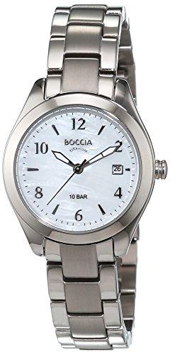 Boccia Women's Watch(Model: B3224-01)
