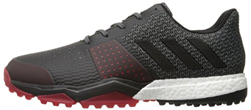 adidas Men's Adipower s Boost 3 Onix/C Golf Shoe