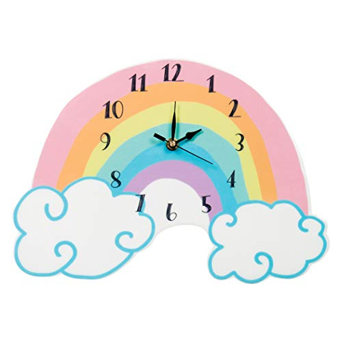 Trend Lab Rainbow Wall Clock ()