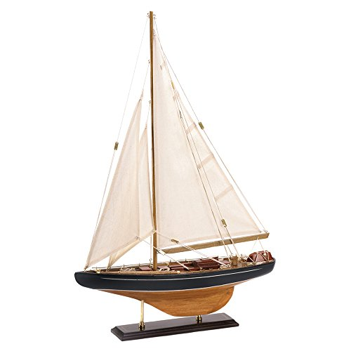 Accent Plus 14749 Bermuda Tall Ship Model, Multicolor