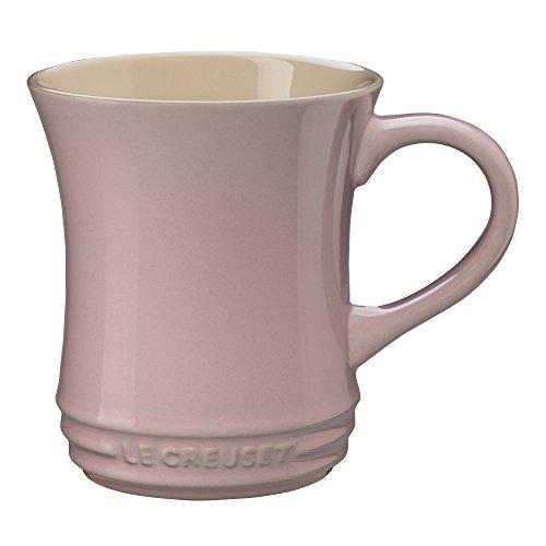 Le Creuset Stoneware Tea Mug, 14-Ounce, Hibiscus by Le Creuset