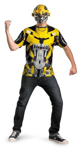 Bumblebee - XX-Large - Chest Size (Bumblebee Transformers Costume For Adults)