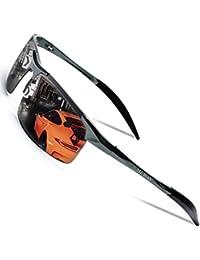 Men's Fashion Driving Polarized Sunglasses for Men UV...