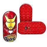 mighty beanz marvel - Mighty Beanz Tin New 2010 Series 1 Exclusive - Iron Man