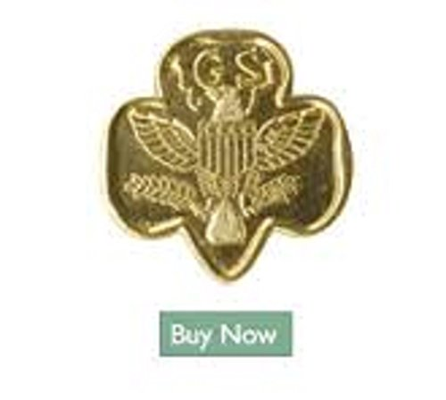 Girl Scout Traditional Membership Pin -