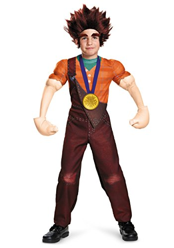 Child Deluxe Wreck It Ralph Costume Large]()