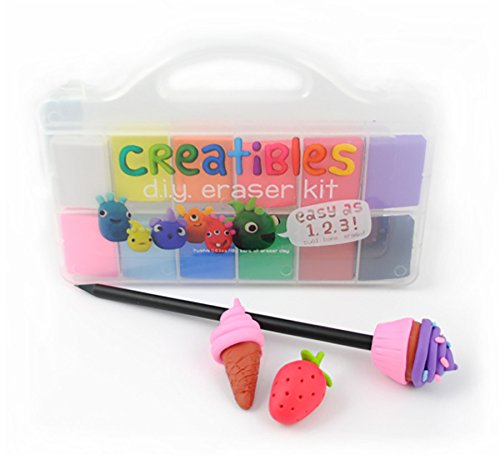 Creatibles DIY Erasers Gear Art And Craft Toys, 2017 Christmas Toys