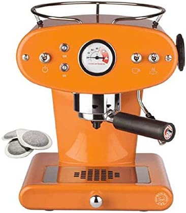 FrancisFrancis X1 Ground Máquina espresso Naranja - Cafetera ...