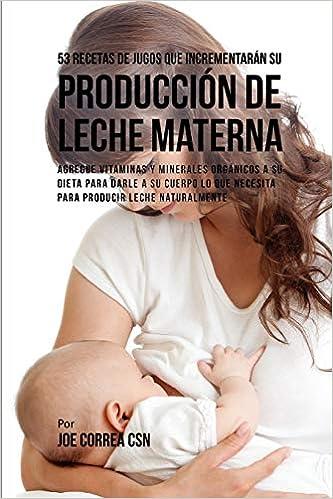53 Recetas de Jugos Que Incrementarán su Producción de Leche Materna ...