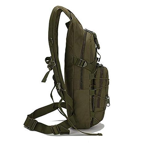 Nouveau 15L en Plein Air V/élo Sac /À Dos De Sport Sacs 3 P Tactique Camouflage Oxford V/élo Sacs /À Dos Femmes Hommes Camping Courir Sac /À Dos