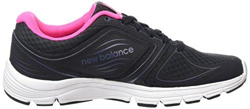 Nye Balance Damer, Funktionelle Sko, W575 Kører Fitness Sort / Lyserød