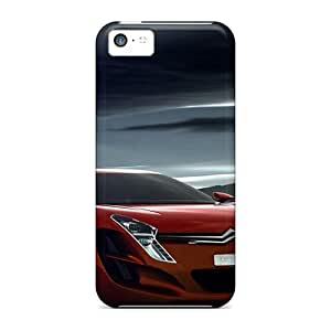 New Citroen C Metisse Tpu Skin Case Compatible With Iphone 5c by icecream design