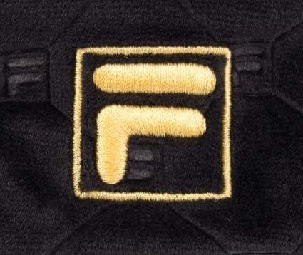cappello in velluto goffrato taglia unica Fila LM015769 colore: nero
