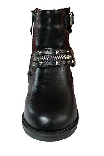 jili-botte-noire-bebe fille
