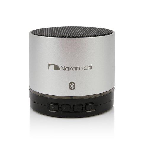 Nakamichi Bluetooth Round Speaker - Retail Packagi…