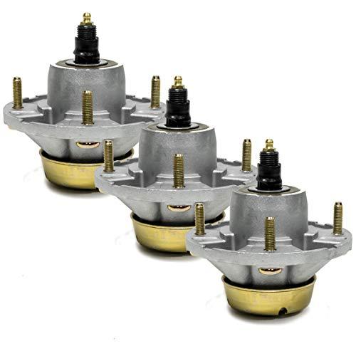 3pk Spindle Assembly for John Deere Zero Turn Mower Z425 Z445 48