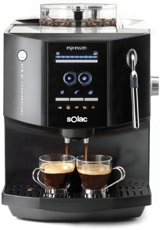 Solac CA4805, Negro - Máquina de café: Amazon.es: Hogar