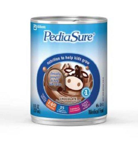 PediaSure Pediatric Oral Supplement Shake - Chocolate 8oz Can (1/EA) Institutional