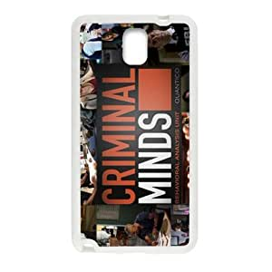 Criminal Minds Fashion Comstom Plastic case cover For Samsung Galaxy Note3