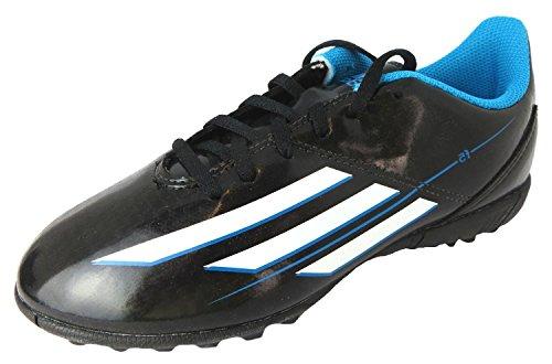 adidas F5 TRX TF J Sólo para chicos Entrenadores Fútbol / Zapatos Negro - negro