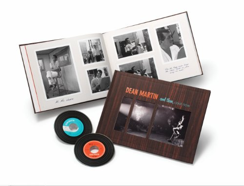 DEAN MARTIN - Cool Then, Cool Now [2 Cds + Book] - Zortam Music