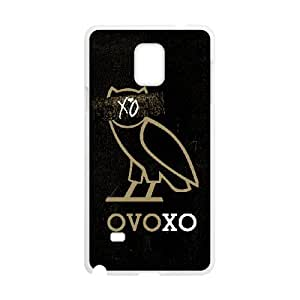 Drake Ovo Owl For Samsung Galaxy Note4 N9108 Csae protection Case DHQ614413
