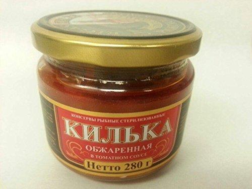 Price comparison product image Riga Gold,  Fried Baltic Sprats in Tomato Sauce,  9.88 oz