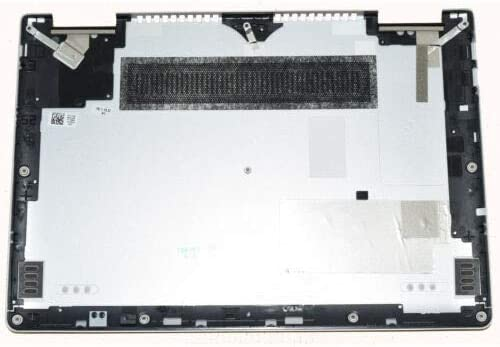 New Replacement for AM1JH000430 for Lenovo Yoga 710-14IKB 710-14ISK Bottom Lower Case Silver