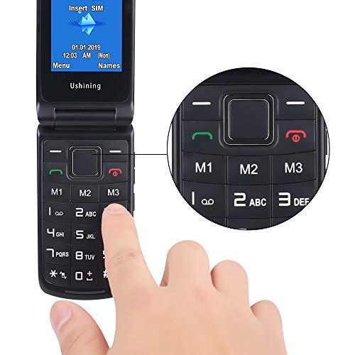 Ushining Flip Phone Unlocked