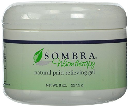 Sombra Warm Therapy Natural Pain Relieving Gel, 8 Ounce ()