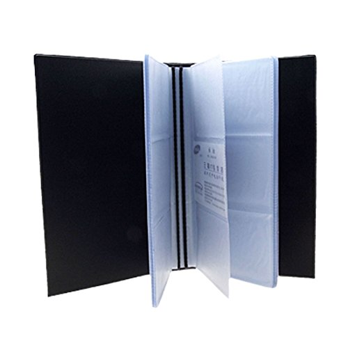 Business Name Credit Card Holder Name Card Book by DanPark (240 CARDS)
