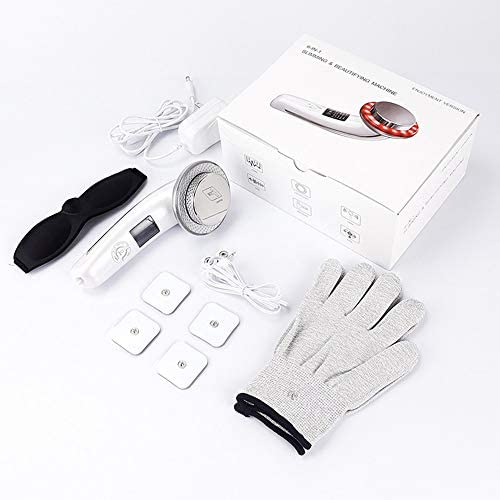 Fat Burn Machine 6 in 1 Multifunctional Body Slimming Machine, Fat Remover Machine for Belly Arm Leg Facial Skin Care
