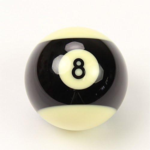 SUPER ARAMITH PRO 2 BLACK STRIPED 8 BALL** by Aramith: Amazon.es ...