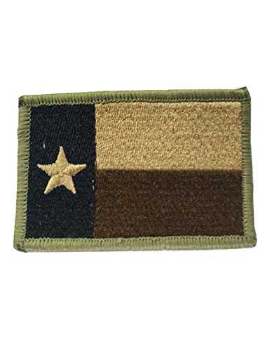 LIME Texas Tx State Flag Shoulder Emblem Usa Army Morale Tactical Military (Army Label)