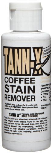 Unbelievable! TX-50 2 Oz. Tann-X Coffee Stain Remover (Case of 12)