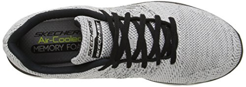 Skechers Flex Advantage 2.0 -Golden Point - Zapatillas Hombre Bianco